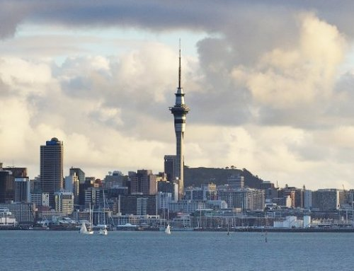 Auckland guide voyage
